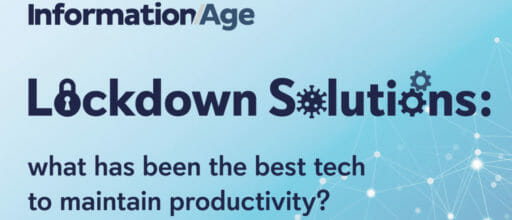 Which lockdown solutions have worked? Take this IA survey to find out