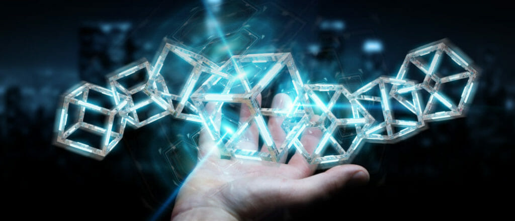 Transforming industry and society: blockchain beyond the coin image