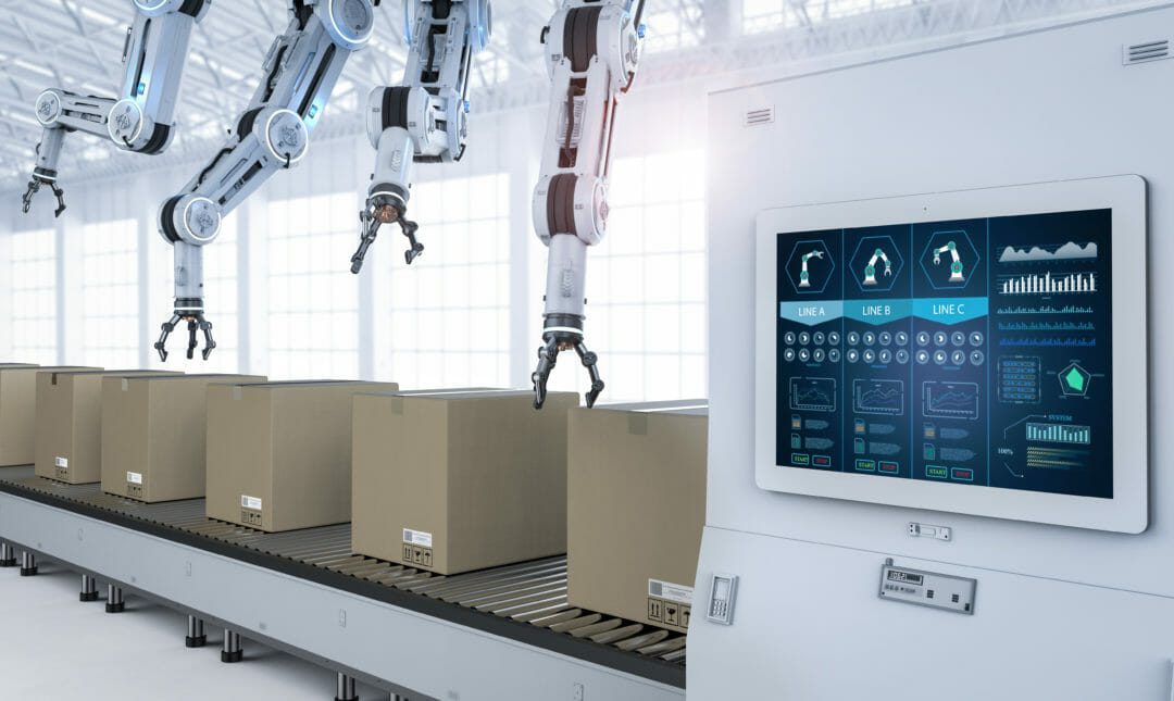 A guide to modern factory automation and Industry 4.0 in manufacturing