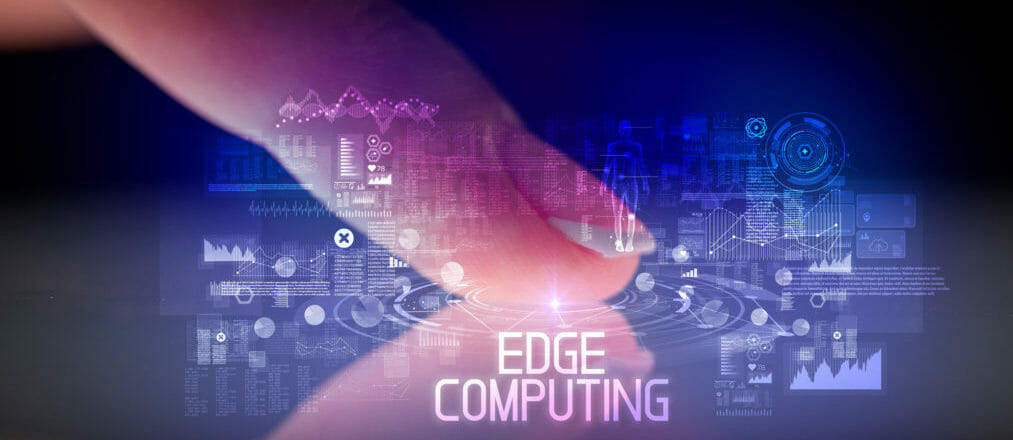 Unlocking the potential of edge computing image