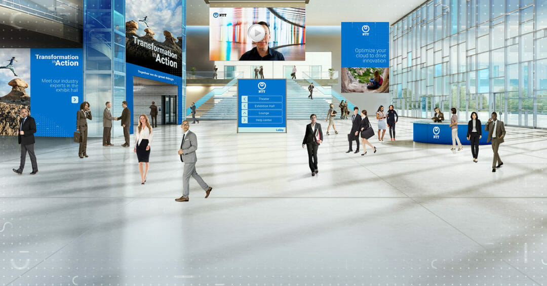 NTT Transformation in Action virtual event round-up