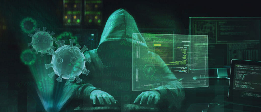 Over a quarter of cyber security incidents related to Covid-19 — NCSC image