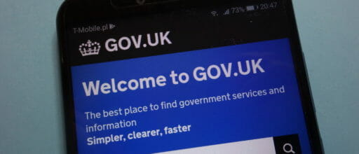 Delivering for citizens through digitisation of government services