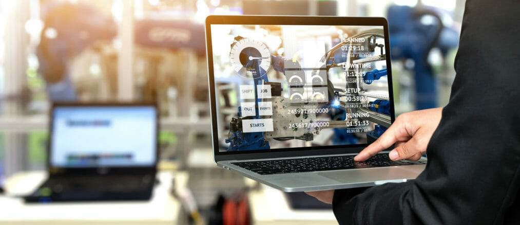 Three in five UK manufacturers faced a cyber attack in 2020 image