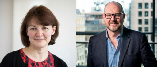 Cancer Research UK appoints new COO and CTO
