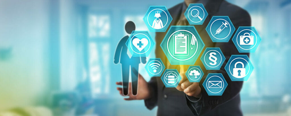 Cloud data and security — what every healthcare technology leader needs to know image