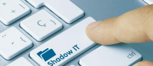 The security impact of shadow IT