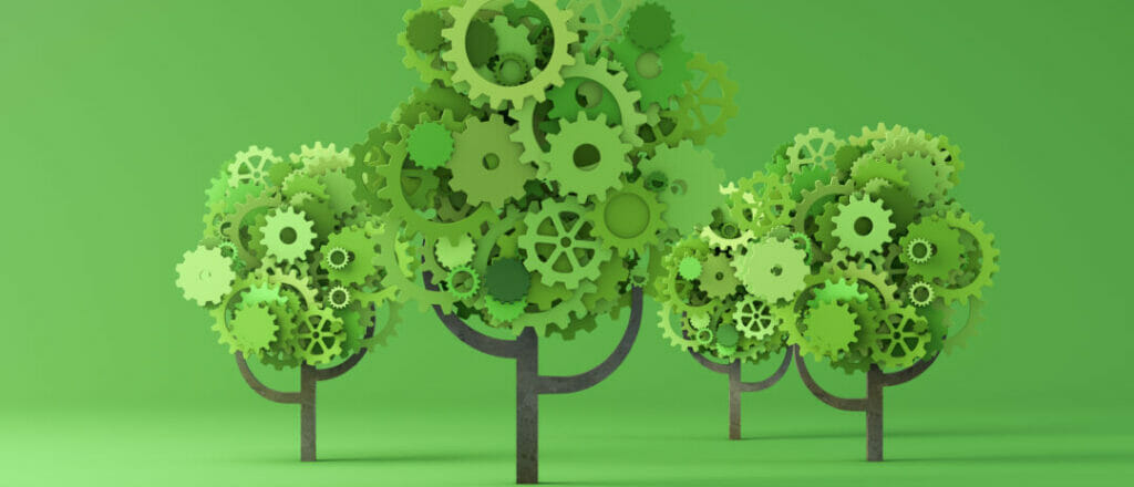 The biggest trends in tech sustainability image