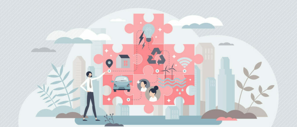 5G and sustainability: a corporate responsibility image