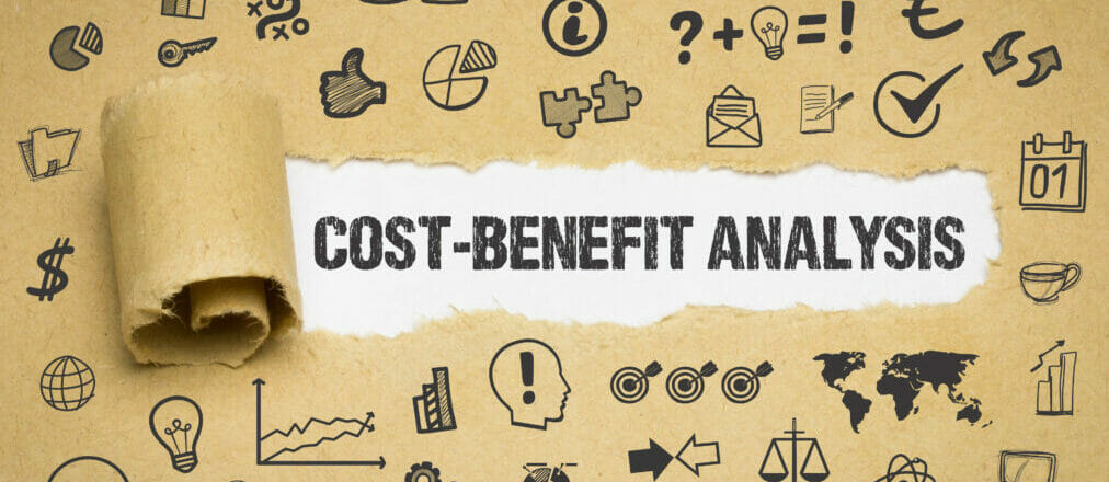 Getting the board on board: a cost-benefit analysis approach to cyber security image