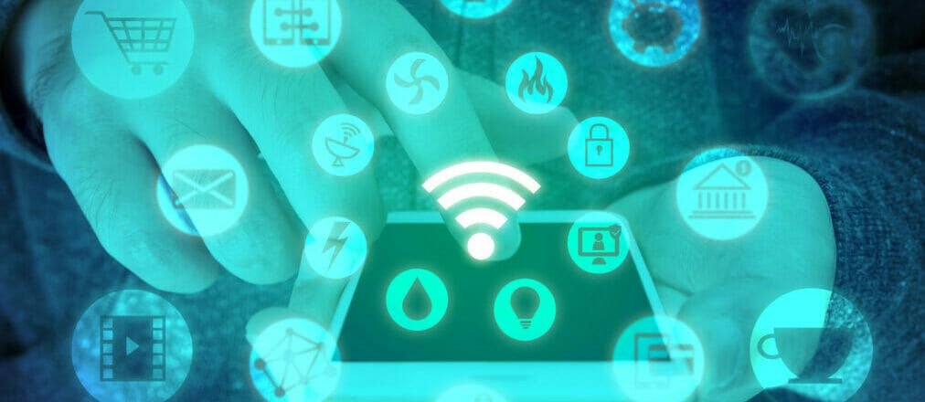The main types of IoT sensors in the market today image